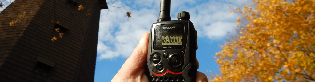 Vysílačky na Velkém Blaníku, Sencor SMR 600