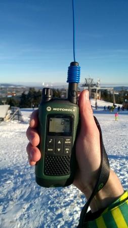 Motorola Talker T81 Hunter (foto Zdeněk Javorná)