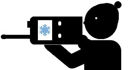 Zimní PMR střelec
