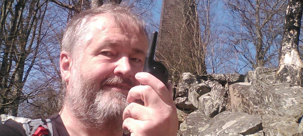 Sken v šumu s Motorolou TLKR T6 - kouzlo skenování