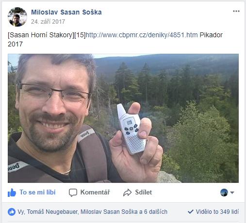 Sasan Horní Stakory, 6. místo