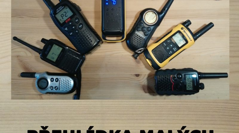 Přehlídka Malých Radiostanic